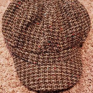 Other - Dark Brown Adorable Hat